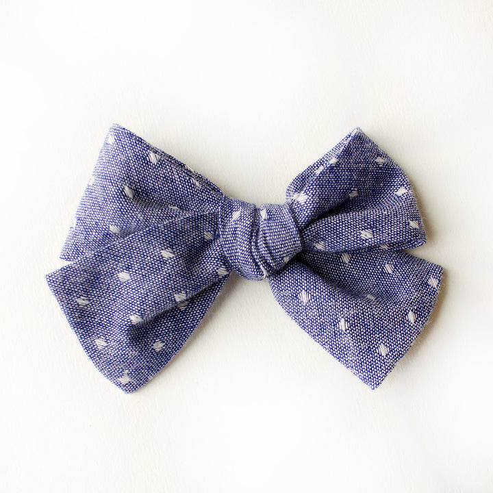 Lincoln Hair Bow for Girls