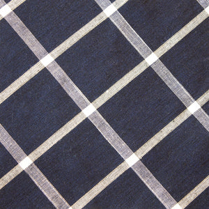 New England Plaid Boys Tie