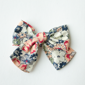 Huntsville Floral Hair Bow for Girls