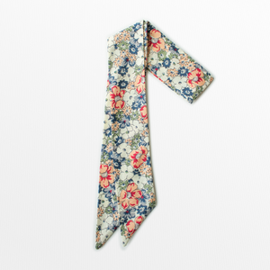 Huntsville Floral Everything Bow for Girls & Women - Neck scarf & Hair wrap