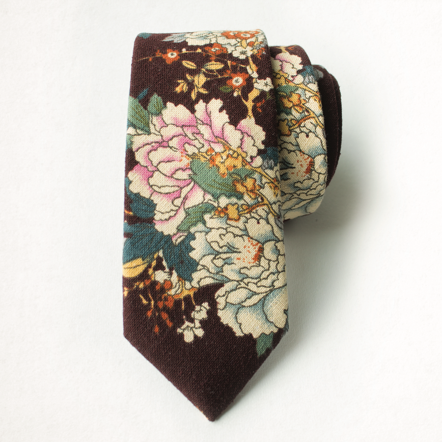 Kingston Floral Tie