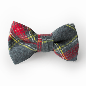 Whistler Plaid Bow Tie for Boys