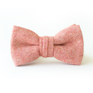 Coral Reef Bow Tie for Boys