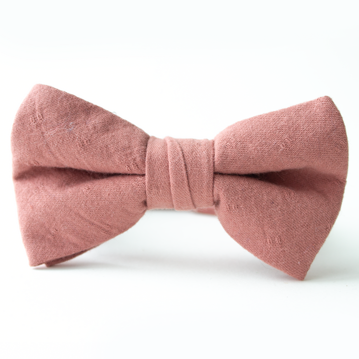 Dusty Mauve Bow Tie for Boys