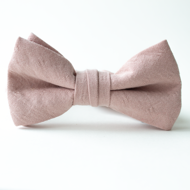 Dusty Rose Bow Tie for Boys