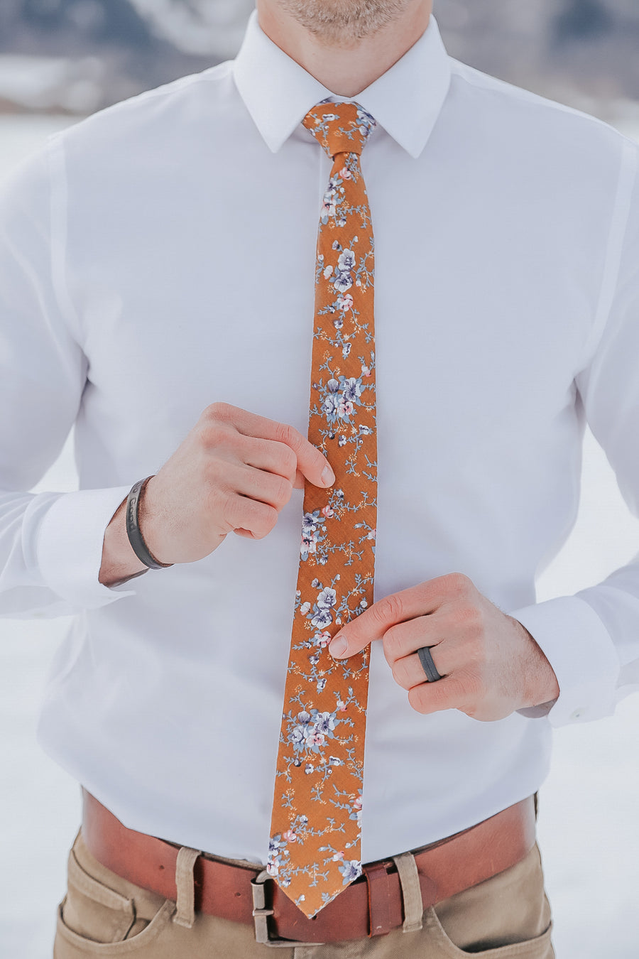 Skinny tie for men, teen tie, linen necktie for men, men's necktie, cotton tie, cool mens necktie, woven tie, father son matching ties, wedding discount on ties, floral tie,