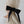 Men In Black Linen Everything Bow for Girls & Women - Neck scarf & Hair wrap
