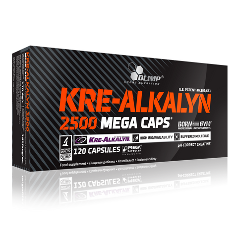 Kre-Alkalyn 2500 Mega Caps