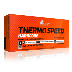 Thermo Speed Hardcore Mega Caps