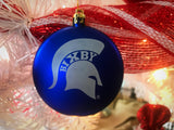 Bixby Christmas Ornament