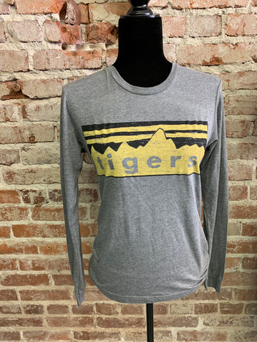 TIGER MOUNTAIN DESIGN LONG SLEEVE TEE