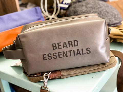 Beard Essentials Bag