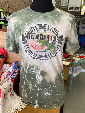 Watermelon Crawl T-Shirt