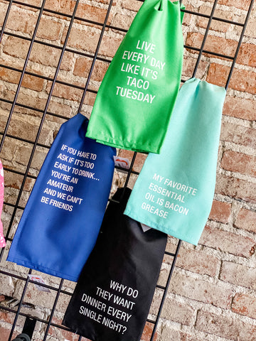 Humorous Tea Towels