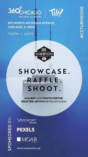 Chi.Shooters Tilt! Showcase • Raffle • Shoot