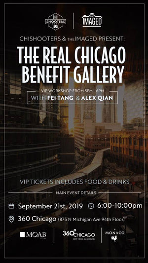 Chi.Shooters Presents: The Real Chicago Benefit Gallery