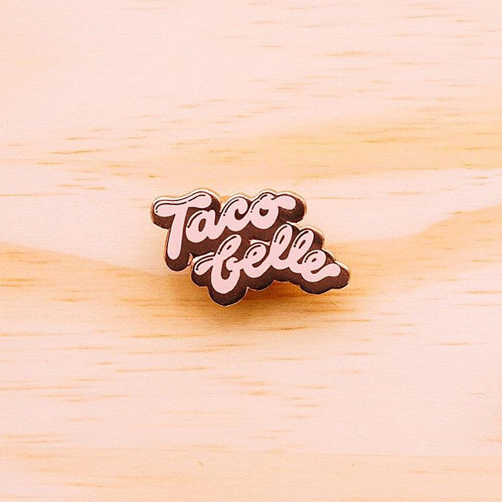Taco belle pin