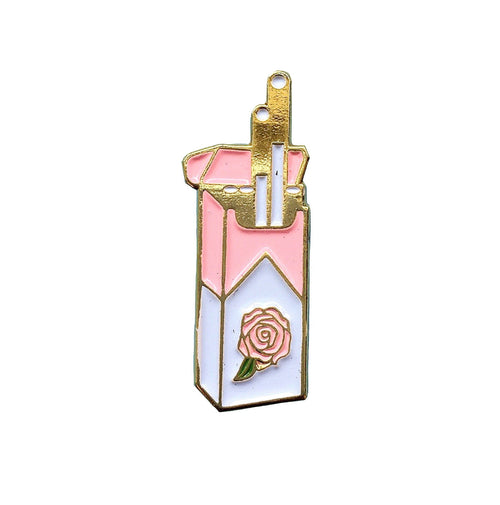Cigarettes pin