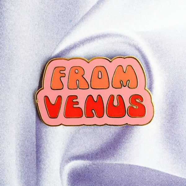 From Venus pin