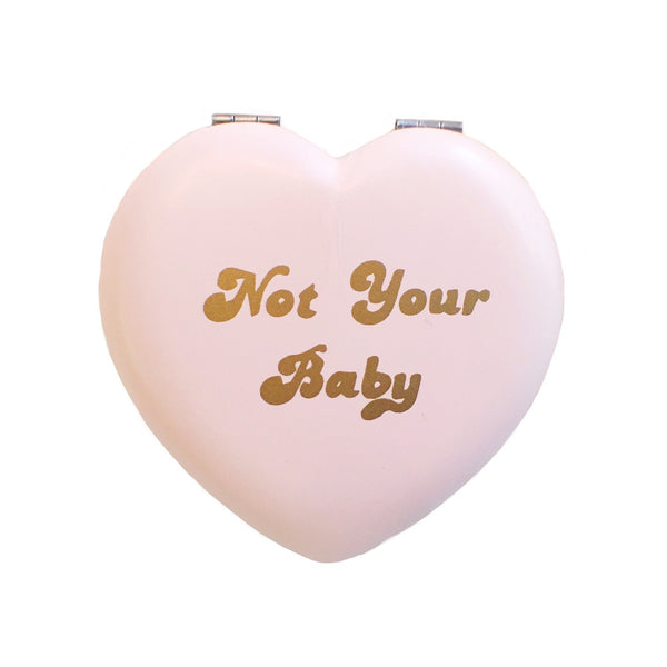 Not your baby heart compact