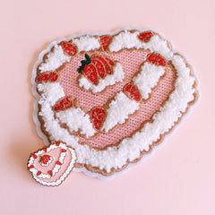 Strawberry Cake Patch