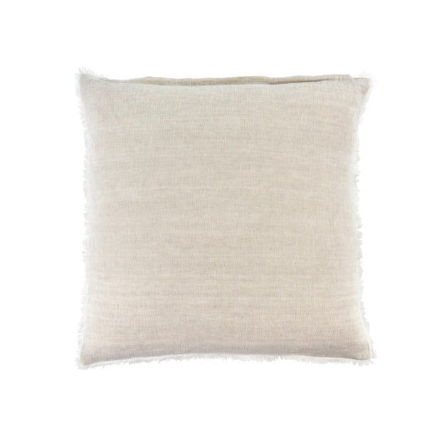 Lina Linen Pillow - Chambray