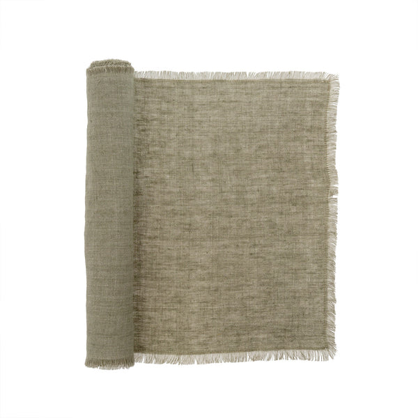 Linen Runner - Laurel