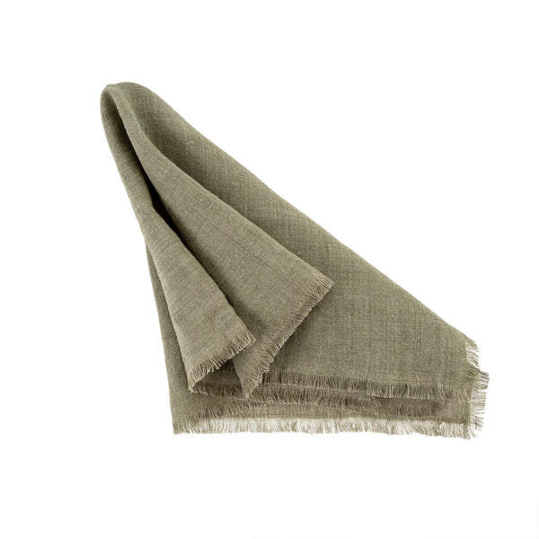 Set of 4 Linen Napkins - Laurel