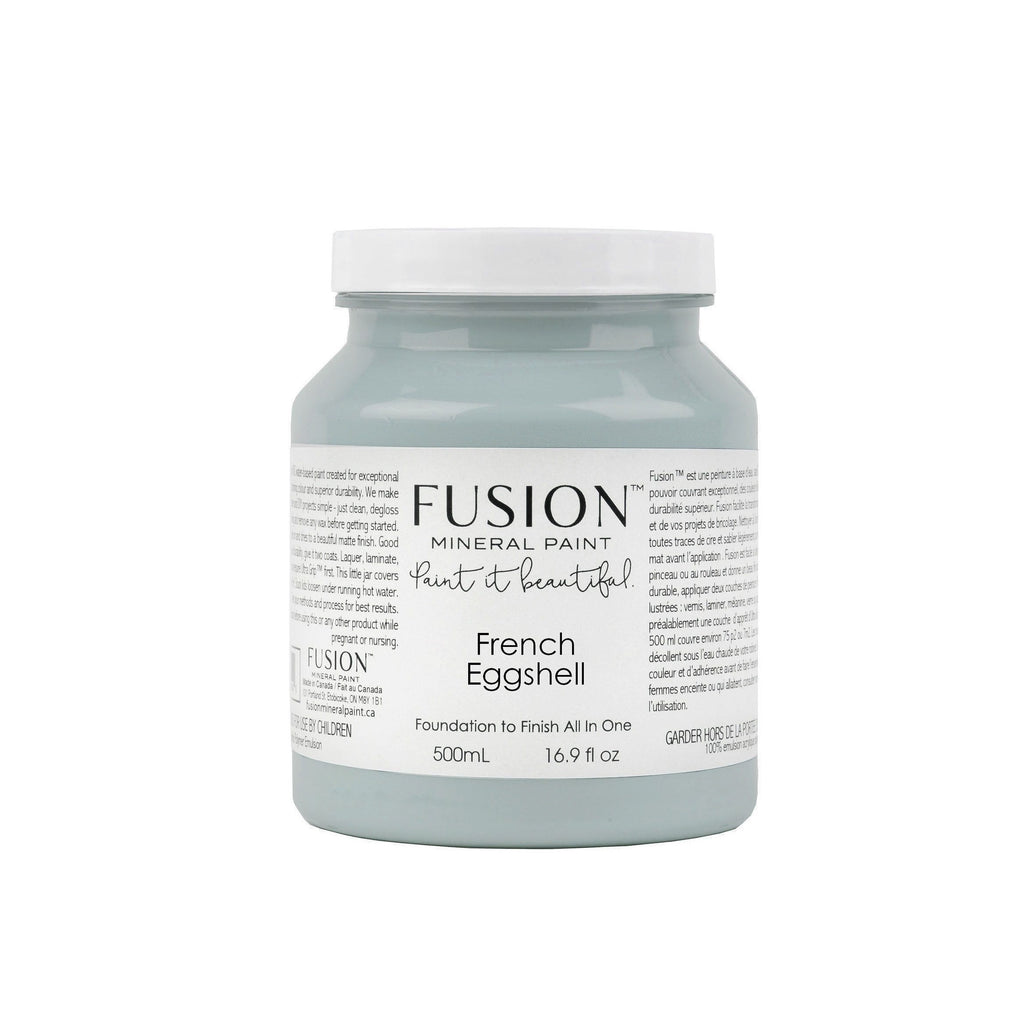 Fusion Paint: French Egg Shell