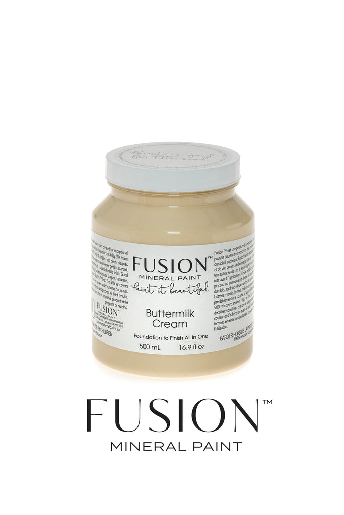 Fusion Paint: Buttermilk Cream PINT