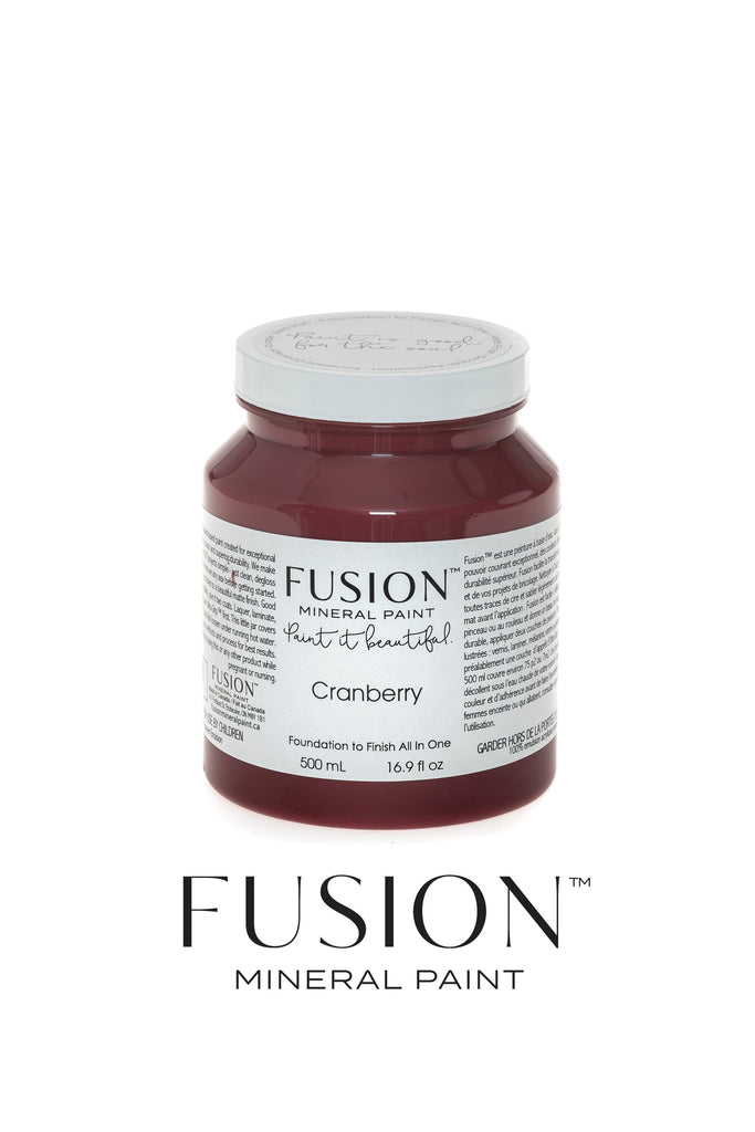 Fusion Paint: Cranberry PINT