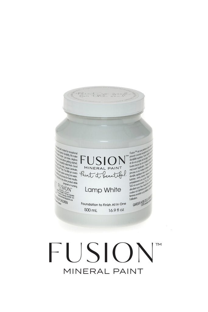 Fusion Paint: Lamp White PINT