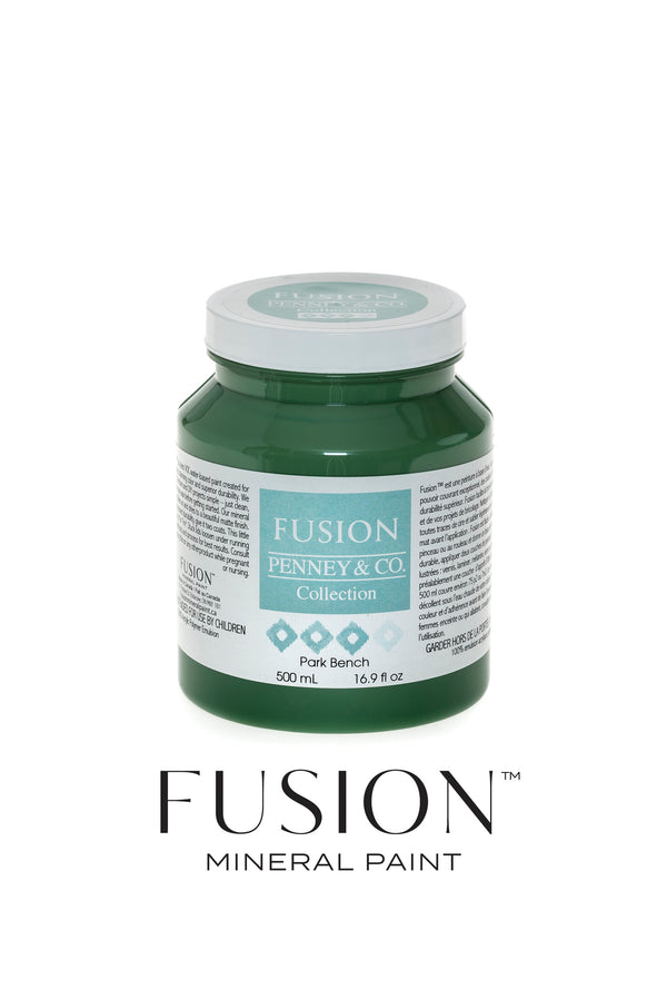 Fusion Paint: Park Bench PINT