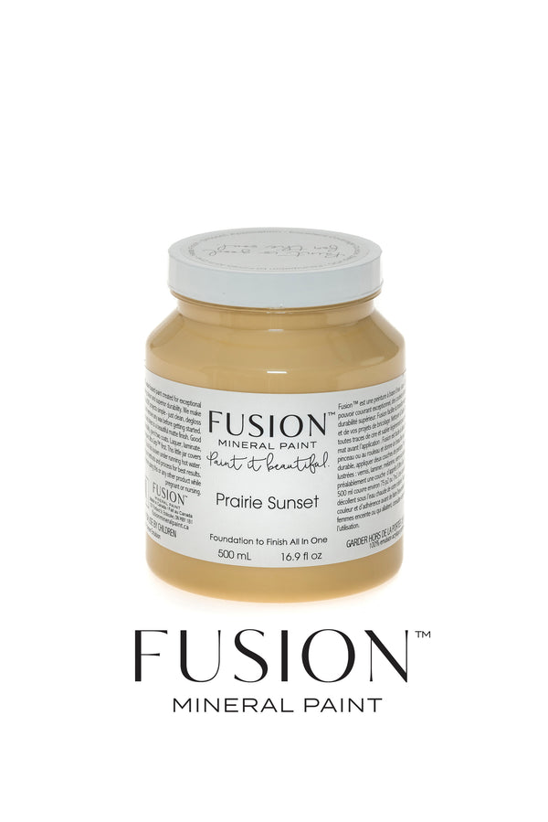 Fusion Paint: Prairie Sunset PINT