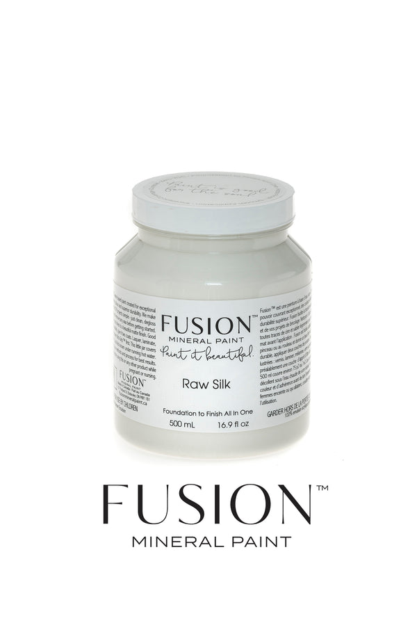 Fusion Paint: Raw Silk PINT