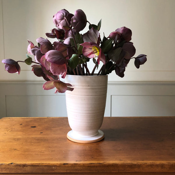 W&P Studio Footed Vase