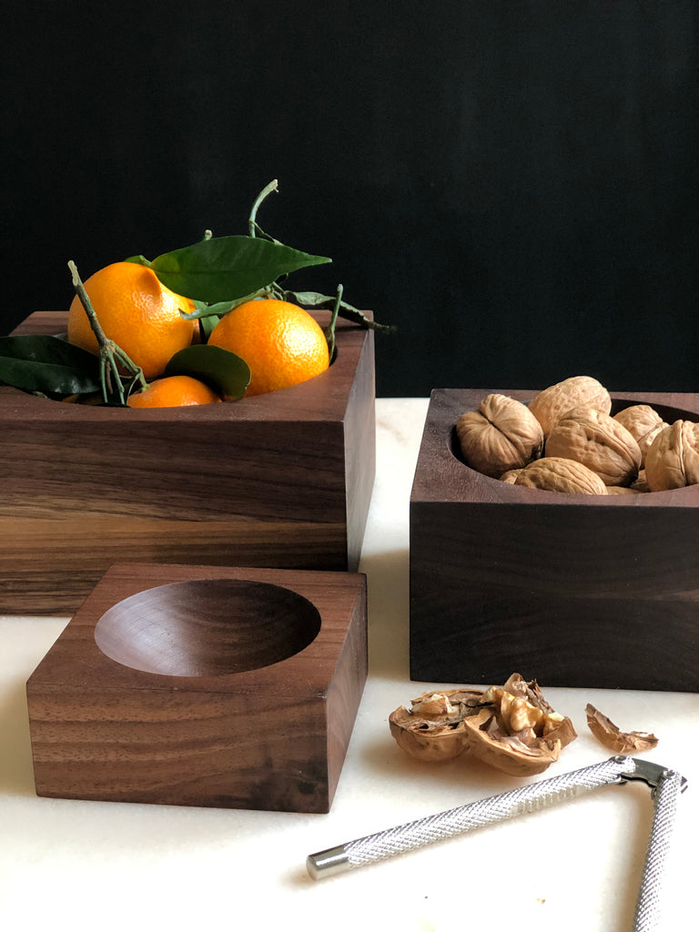 Locally Made Walnut Bowls