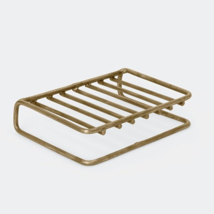 Brass Wire Soap Stand
