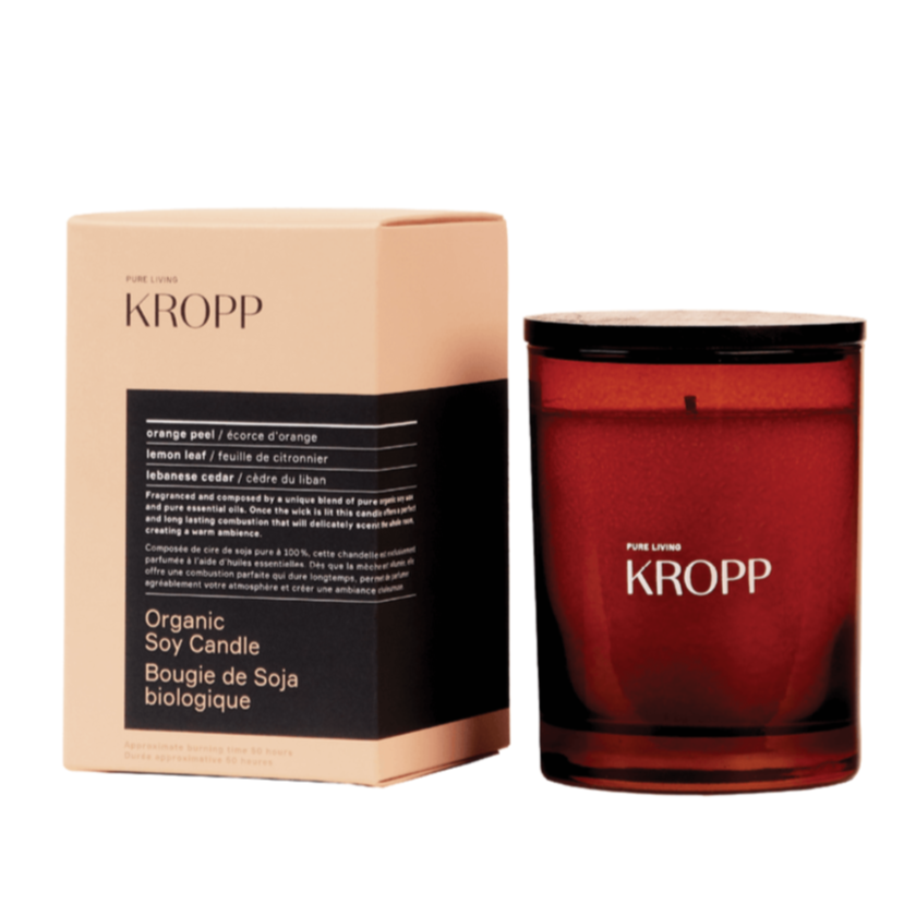 KROPP - Organic Soy Candle