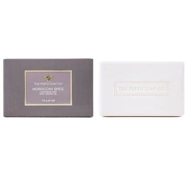 Perth Soap Co. - Moroccan Spice Cleansing Bar