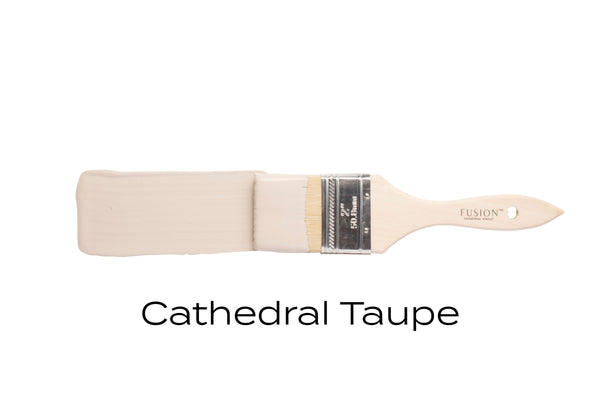 Fusion Paint: Cathedral Taupe TESTER