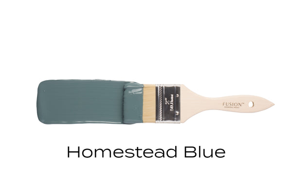 Fusion Paint: Homestead Blue TESTER
