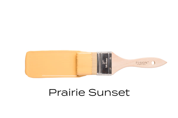 Fusion Paint: Prairie Sunset TESTER