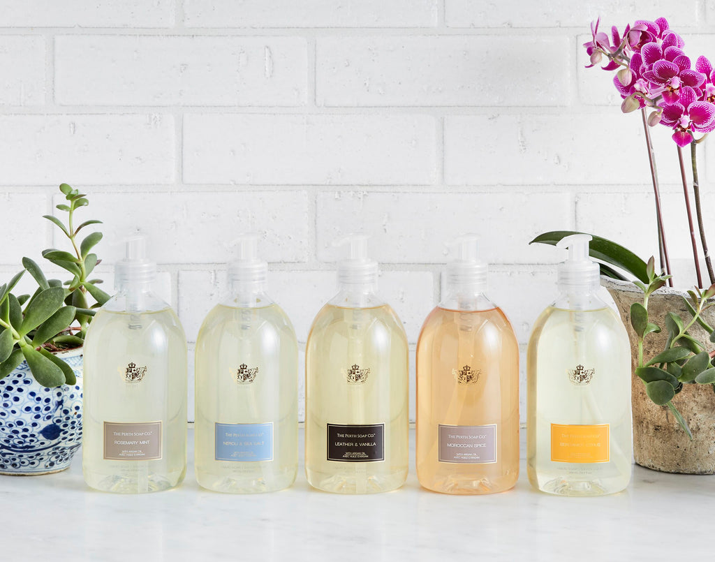 Perth Soap Co. - Milk & Honey Liquid Soap
