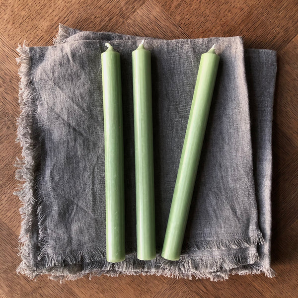 "10"" Candle - Celery"