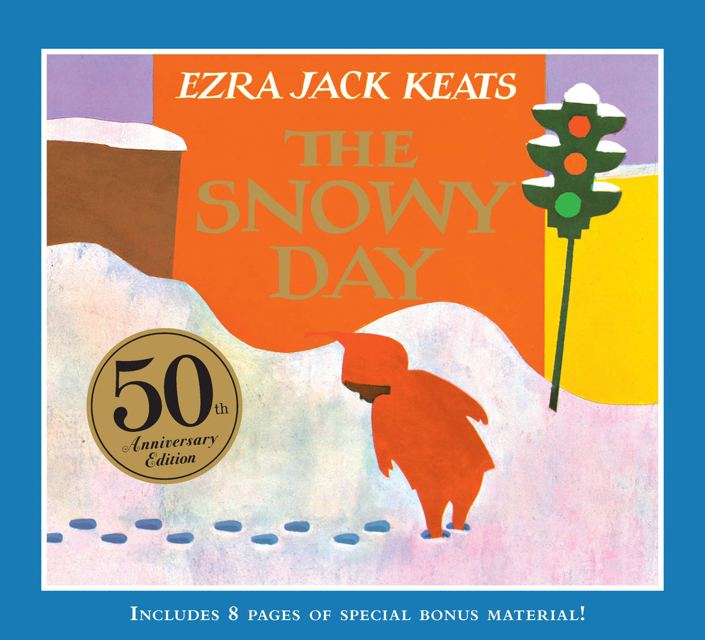 The Snowy Day - 50th Anniversary Edition
