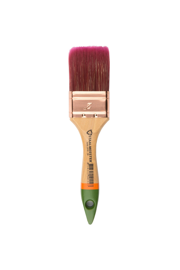 "Fusion Staalmeester Brush Flat #20 (50mm / 2"")"