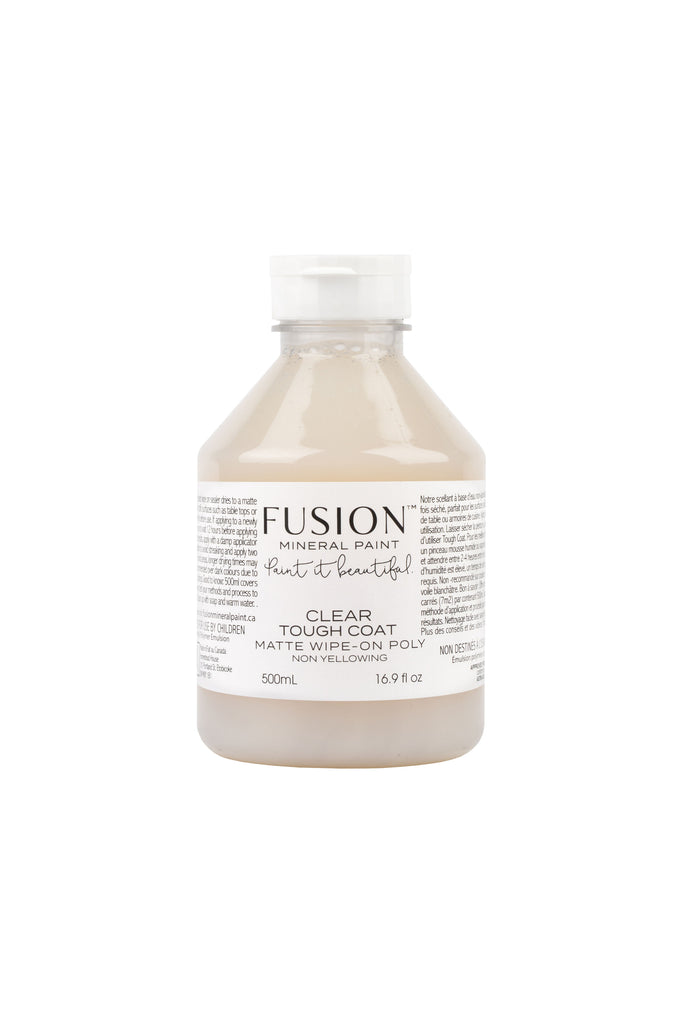 Fusion Tough Coat, Clear