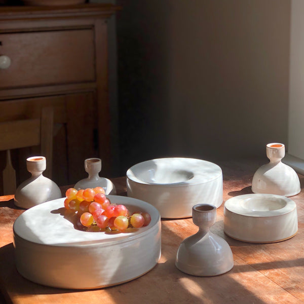 W&P Studio Moon Bowls