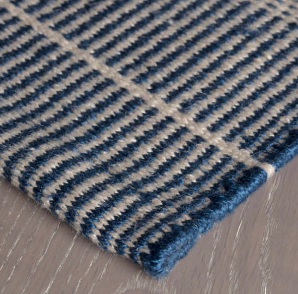 Dash and Albert  - Samson Navy Indoor/Outdoor Rug